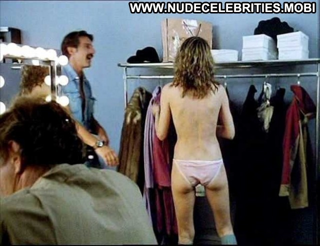Maud Adams Nude Sexy Scene Tattoo Jeans Softcore Athletic