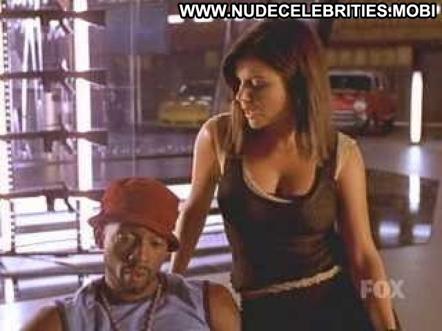 Tiffani Amber Thiessen Nude Sexy Scene Fastlane Athletic Hot