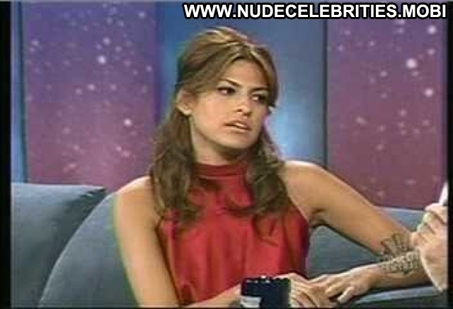 Eva Mendes The Daily Show With Jon Stewart Black Breasts Celebrity