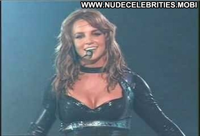 Britney Spears Britney Spears Live From Miami Leather Celebrity Big
