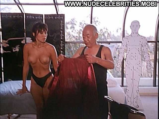 Carolyn Liu Do Or Die Massage Table Massage Celebrity Big Tits Breasts