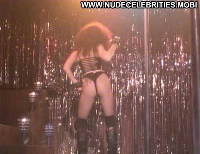 Catya Sassoon Dance With Death Black Celebrity Club Fishnet Big Tits