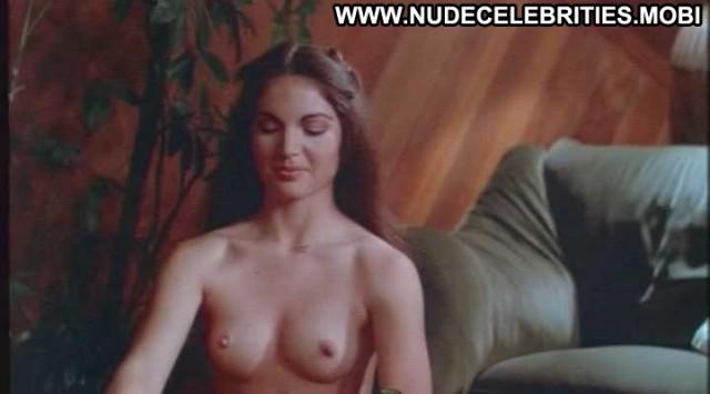 Brinke Stevens Sole Survivor  Celebrity Big Tits Breasts Topless Bra