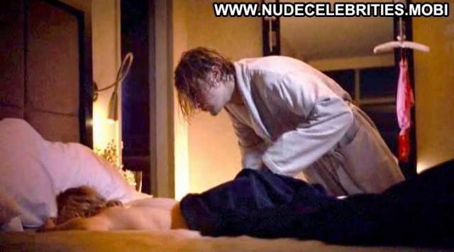 Alison Lohman Delirious  Sleeping Topless Big Tits Breasts Celebrity