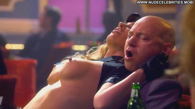 Eva Amurri Californication Breasts Stockings Stage Police Big Tits