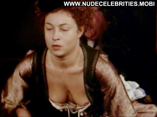 Alex Kingston The Fortunes And Misfortunes Of Moll Flanders  Big Tits