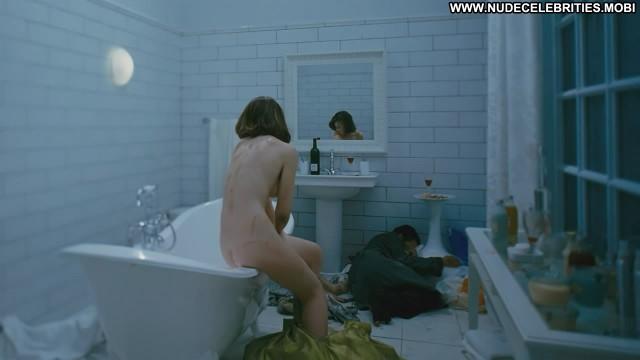 Justine Waddell Nude Sexy Scene Mishen Floor Stunning Famous