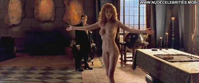 Connie Nielsen The Devil S Advocate Sex Nude Table Actress Famous