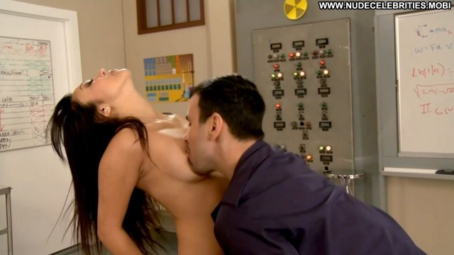 Christine Nguyen The Super Sex Program Desk Sex Kissing Gorgeous Babe