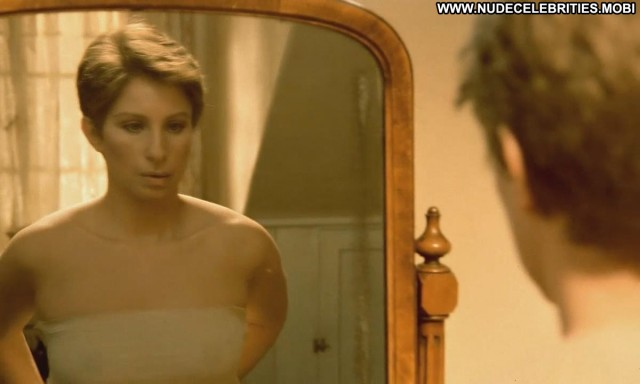 Barbra Streisand Yentl Shirt Babe Nude Female Posing Hot Nude Scene