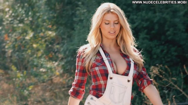 Charlotte Mckinney Joe Dirt   Beautiful Loser Beautiful Shirt Breasts