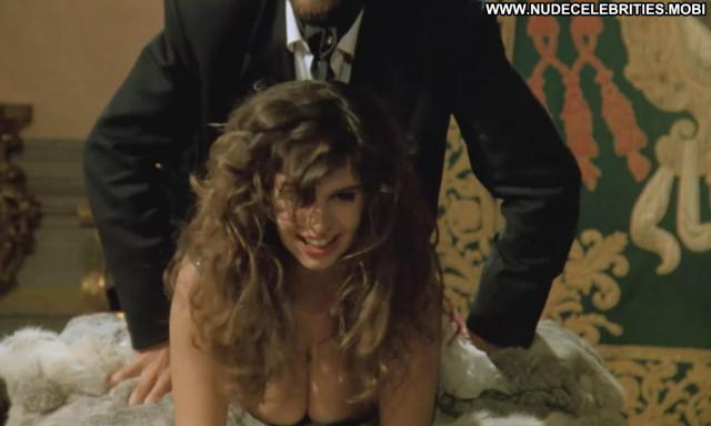 Debora Caprioglio Paprika Bush Celebrity Topless Big Tits Sex Breasts