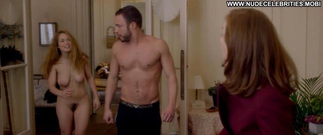 Caroline Breton Elle Nude Breasts Big Tits Celebrity
