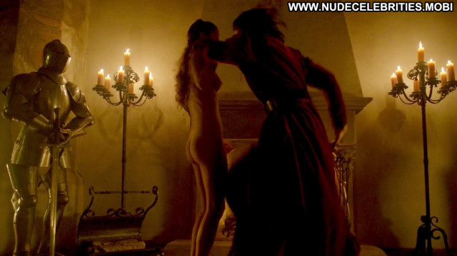 Eliska Krenkova Borgia Posing Hot Celebrity Babe Breasts Ass Poker