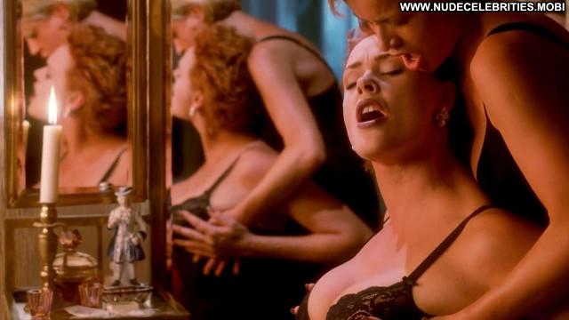 Brigitte Nielsen Chained Heat Ii Showing Cleavage Lingerie Posing Hot