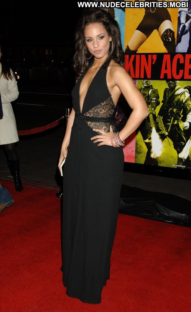 Alicia Keys No Source  Ebony Posing Hot Babe Singer Celebrity