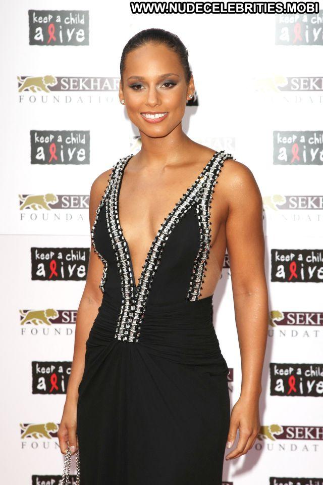 Alicia Keys No Source Singer Nude Scene Nude Babe Celebrity Ebony