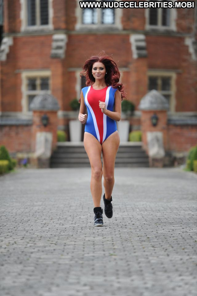 Amy Childs No Source Posing Hot Celebrity Redhead Cute Posing Hot Big