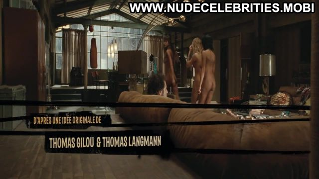 Catalina Denis Nude Sexy Scene Le Mac Foursome Big Tits Doll