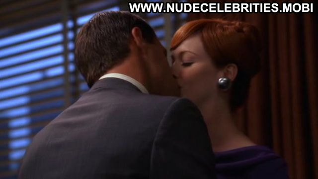 redhead from mad men nude