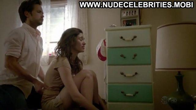Emmy Rossum Nude Sexy Scene Shameless Massage Sex Scene Cute