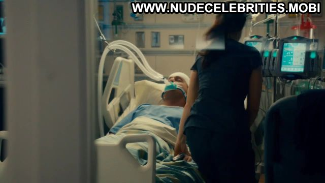 Erica Durance Nude Sexy Scene Saving Hope Nurse Uniform Doll