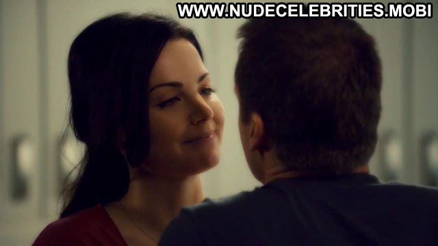 Erica Durance Nude Sexy Scene Saving Hope Kitchen Sex Scene
