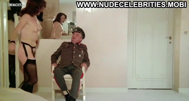 Paola Senatore Salon Kitty Nazi Hairy Pussy Showing Ass Doll