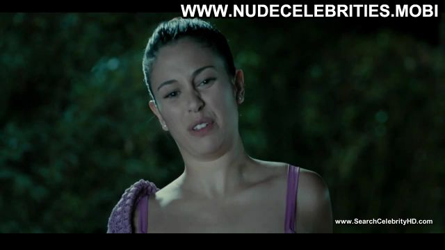 Blanca Suarez Nude Sexy Scene The Skin I Live In Forest Cute