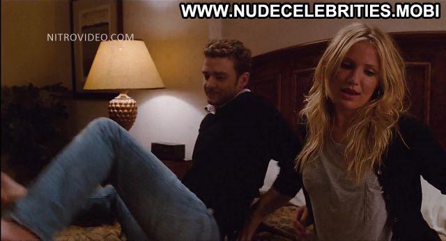 Cameron Diaz Nude Sexy Scene Bad Teacher Doggy Style Blonde