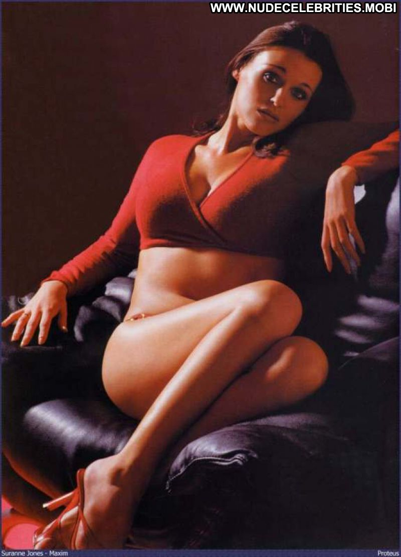 Suranne Jones No Source Celebrity Posing Hot Babe Big Tits -5427