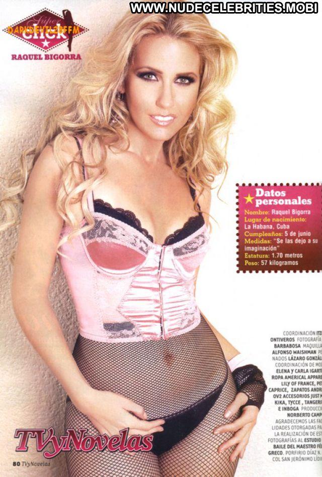 Raquel Bigorra Blonde Blue Eyes Hot Cuba Babe Cute Celebrity Latina
