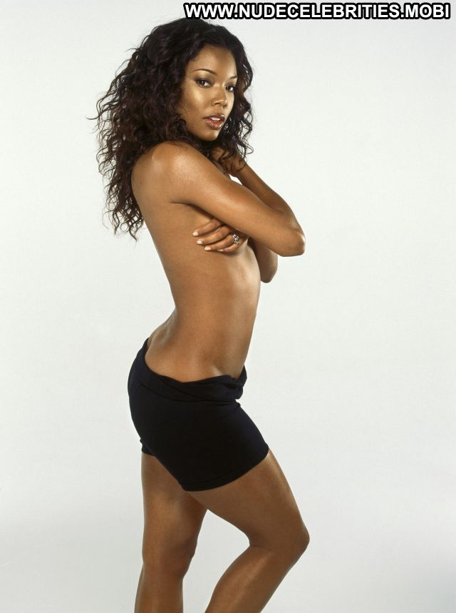 Gabrielle Union No Source Lingerie Posing Hot Celebrity Big Ass Nude