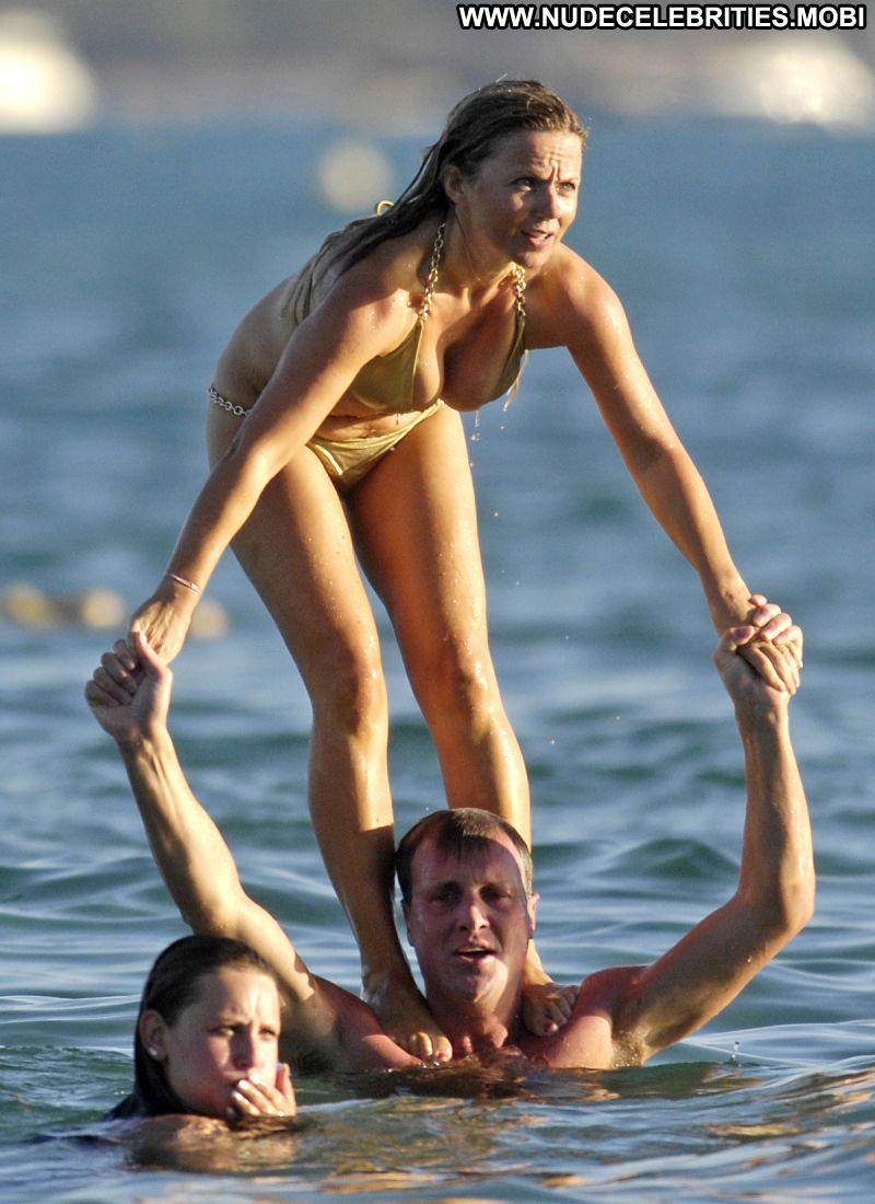 Geri Halliwell No Source Celebrity Beautiful Babe Posing