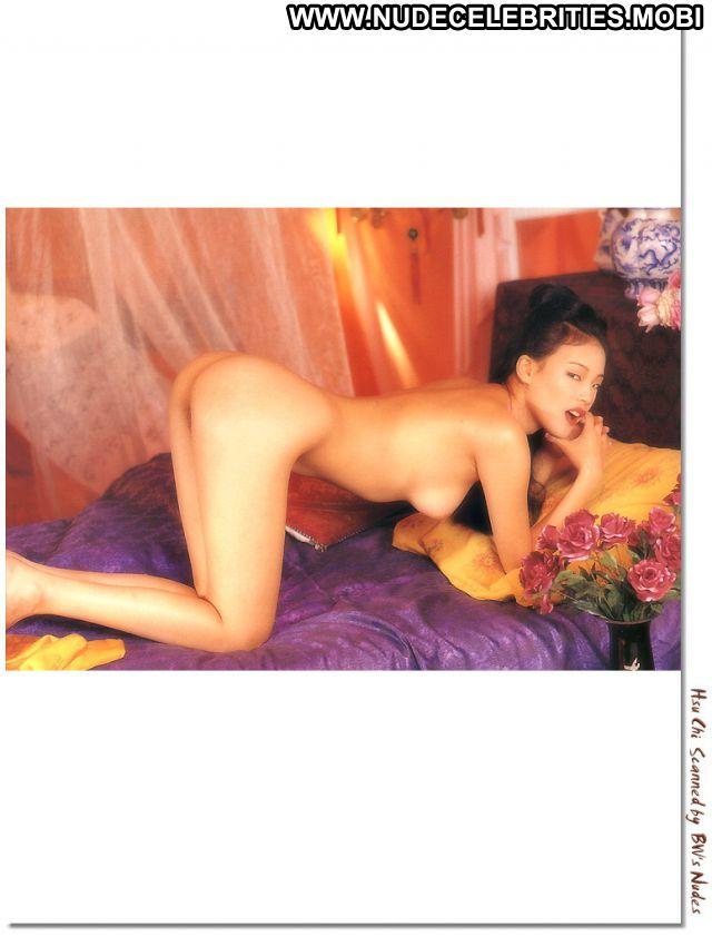 Hsu Chi No Source Showing Tits Posing Hot Hot Celebrity Cute Babe