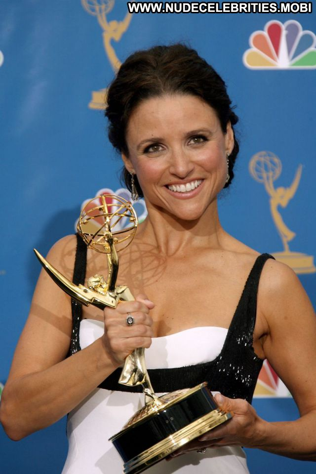 Julia Louis Dreyfus Nude Sexy Scene Small Tits Sexy Dress