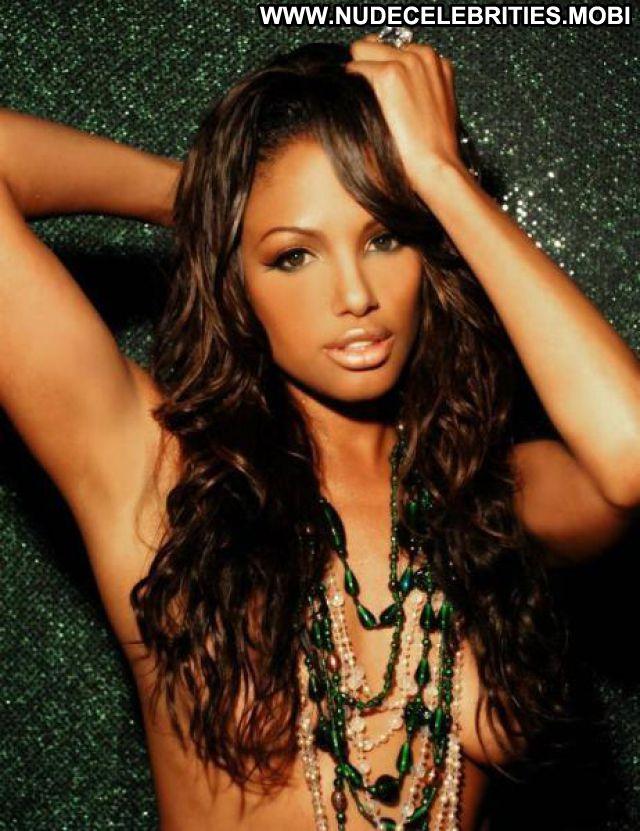 Kd Aubert No Source Celebrity Ebony Posing Hot Green Eyes Cute Babe