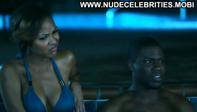 Meagan Good And Ticking Sexy Scene Nude Posing Hot Ticking Celebrity