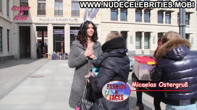 Micaela Schafer No Source Brunette Public Celebrity Nude Scene