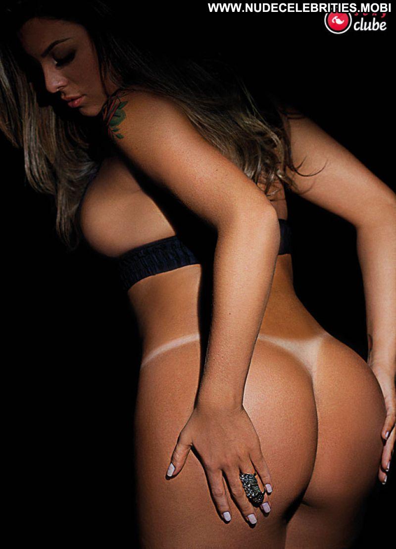Monique Amin No Source Celebrity Posing Hot Babe Big Tits -3749