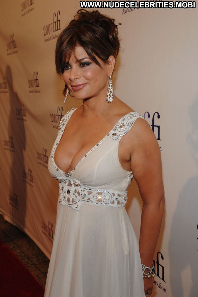 Paula Abdul No Source Hot Nude Celebrity Cute Brown Hair Posing Hot
