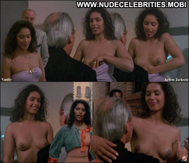 Vanity Nude Sexy Scene Showing Pussy Brunette Showing Tits