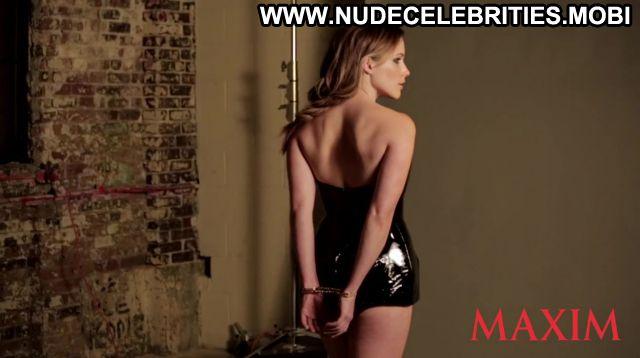 Sophia Bush Nude Sexy Scene Maxim April 2014 Photoshoot Doll