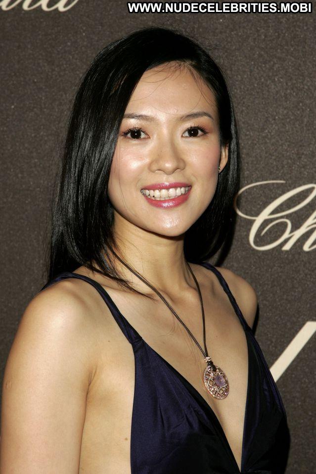 Zhang Ziyi No Source Celebrity Babe Posing Hot Posing Hot Sexy
