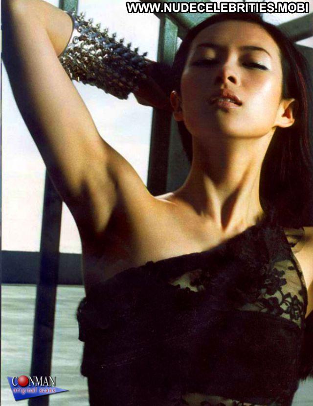 Zhang Ziyi No Source Posing Hot Sexy Dress Babe Cute Posing Hot Nude