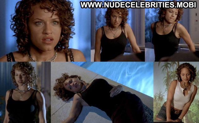 Leila Arcieri No Source  Green Eyes Cute Nude Hot Nude Scene Posing