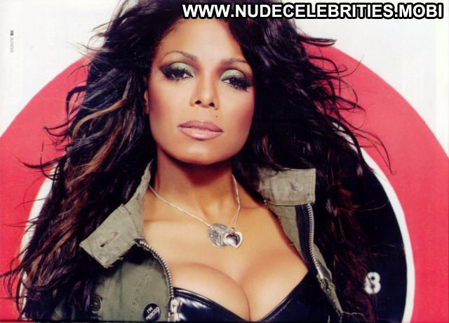 Janet Jackson No Source Posing Hot Singer Hot Ebony Celebrity Posing