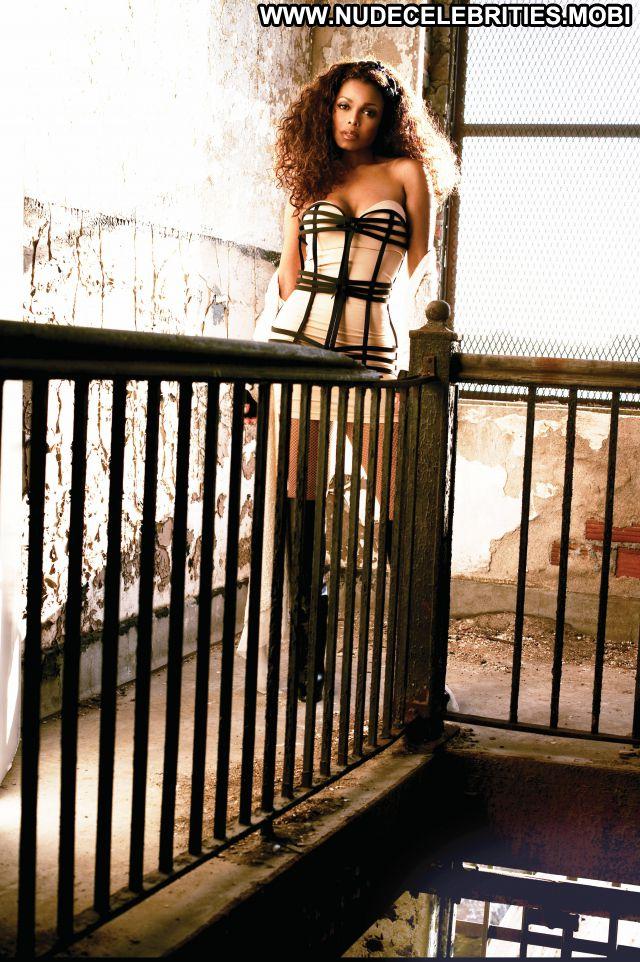 Janet Jackson No Source Sexy Dress Cute Ebony Babe Sexy Nude Posing
