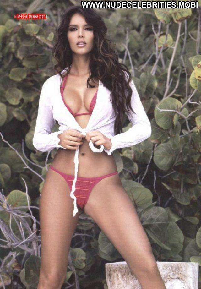 Marlene Favela No Source Lingerie Nude Bikini Posing Hot Latina