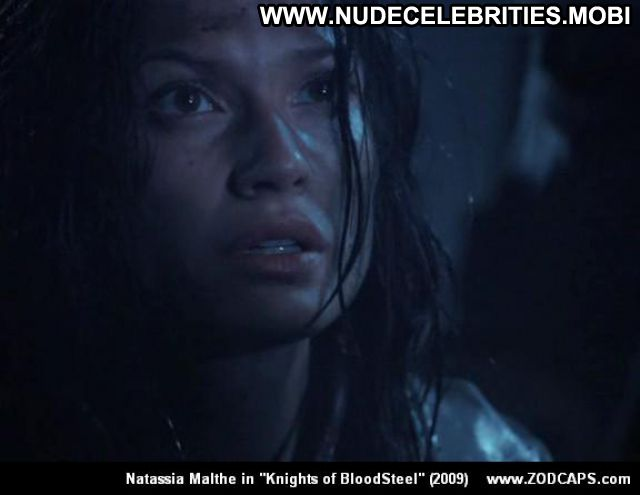 Natassia Malthe Knights Of Bloodsteel  Sexy Scene Celebrity Nude